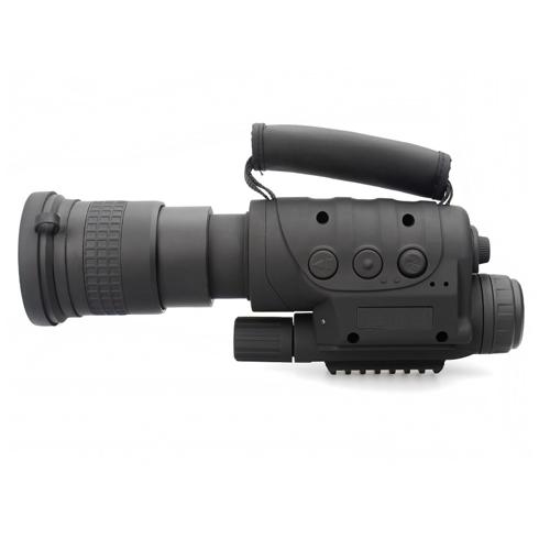 กล้องส่องกลางคืนทางไกล กล้องมองกลางคืนอินฟาเรด ถ่ายภาพ บันทึวิดีโอได้ (VDO-pic) รุ่น MAGINON NV400D 8X12