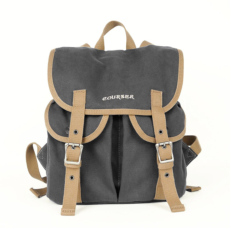 Courser M8201 Vintage Small Backpack