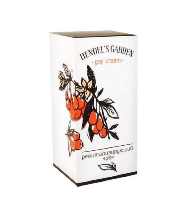 hendel's garden goji cream