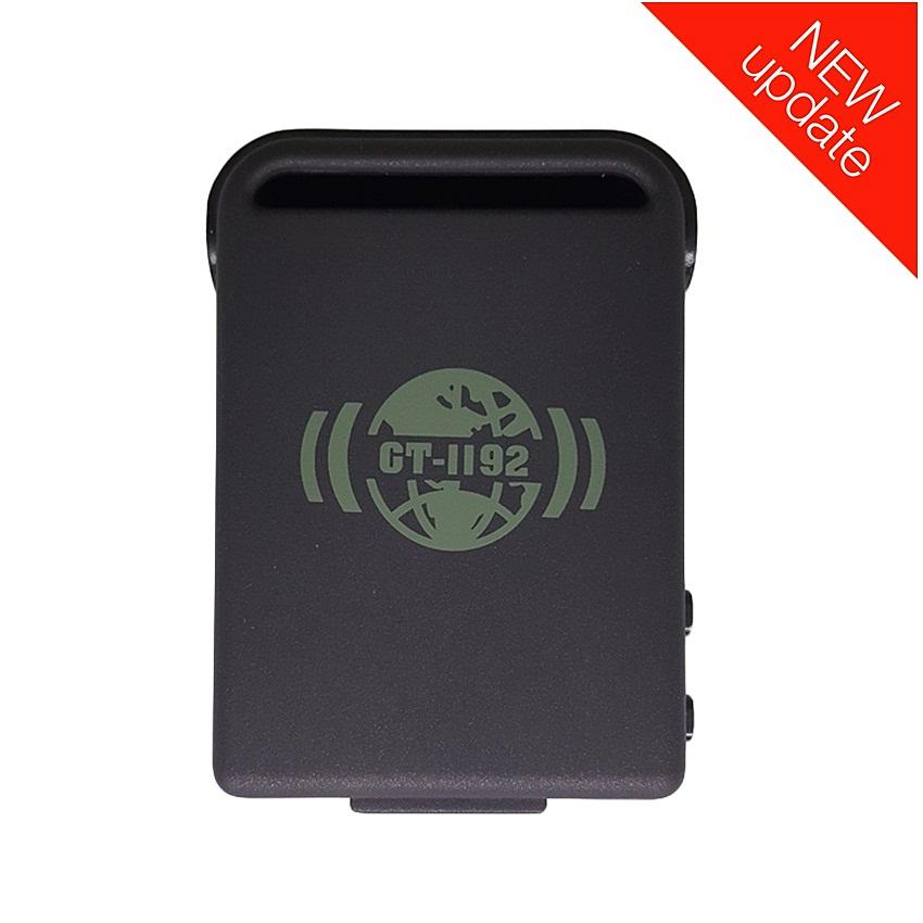 เครื่องติดตาม GT1192 Portable set new (ออนไลน์ & sms) GPS ติดตามตัวและรถ 2in1 จีพีเอส + เครื่องดักฟัง
