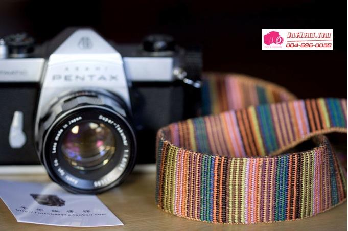 สายคล้องกล้องแฟชั่น LC-005A