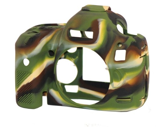 Canon 5D Mark III EasyCover Silicone Case -Camouflage