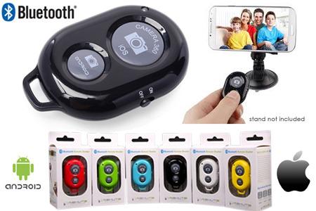Bluetooth Shutter Ball ชัตเตอร์ไร้สาย ถ่ายรูประยะไกล ไม่ต้องตั้งเวลา