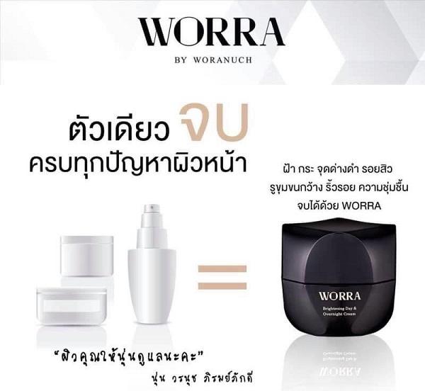 wora cream