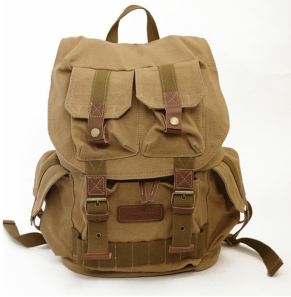Courser F2001 Vintage Backpack