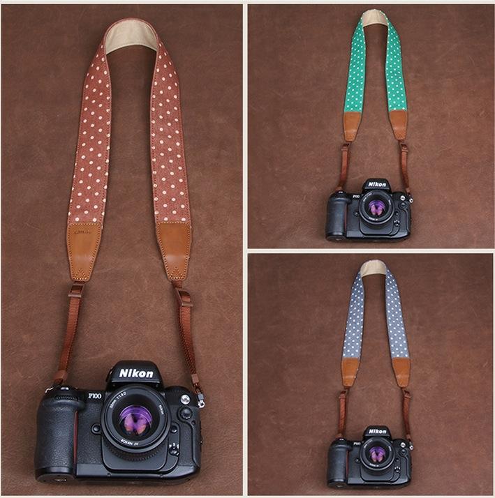 สายคล้องกล้อง cam-in DOT-C16