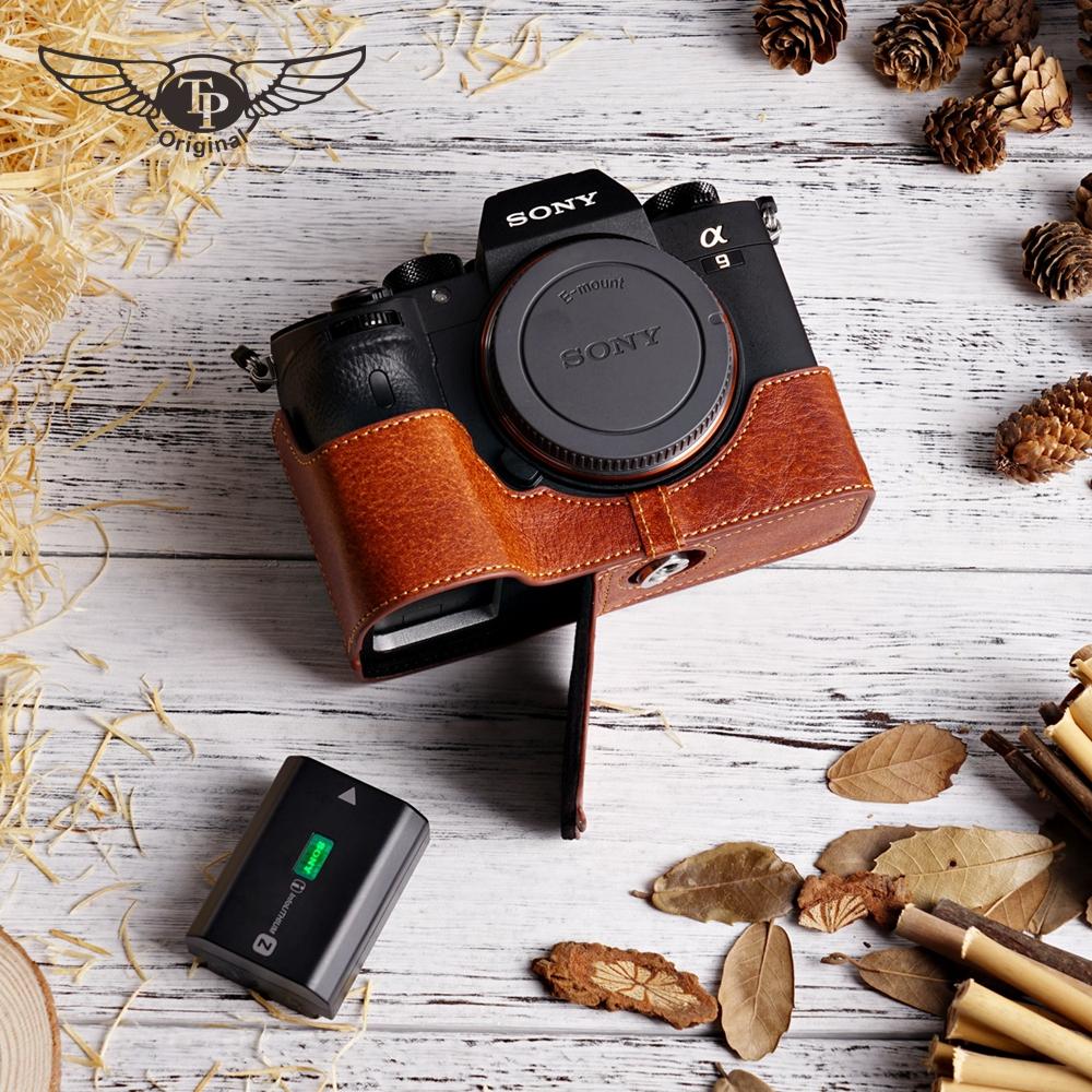 เคสกล้อง TP Half-case Sony A9, A7R3