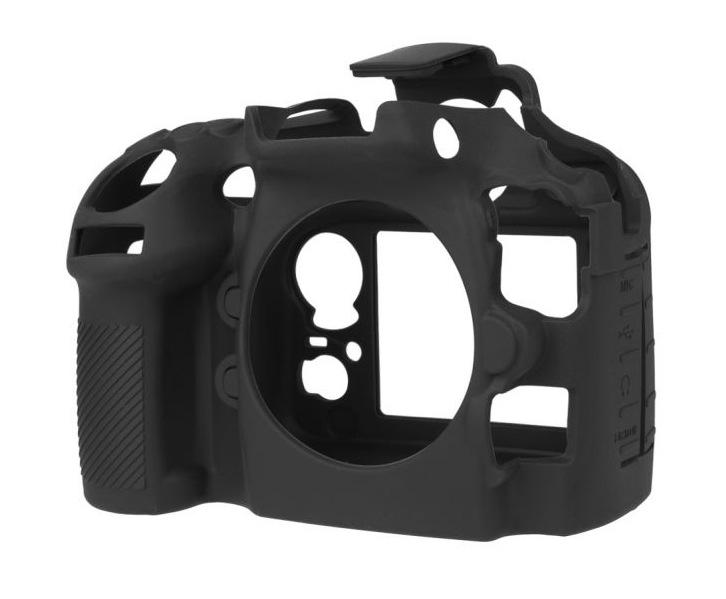 Nikon D800 EasyCover Silicone Case -Black