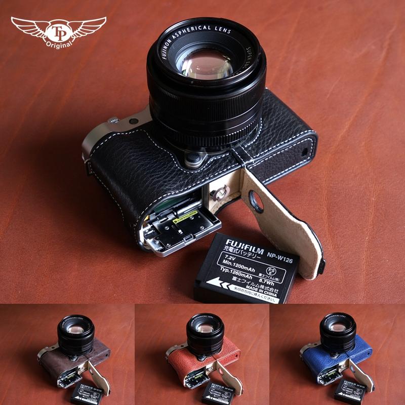 เคสกล้อง TP Half-case for Fuji X-A10
