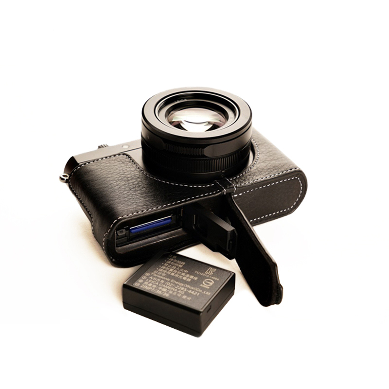 TP Leather Half-case for Leica Q (typ 116)