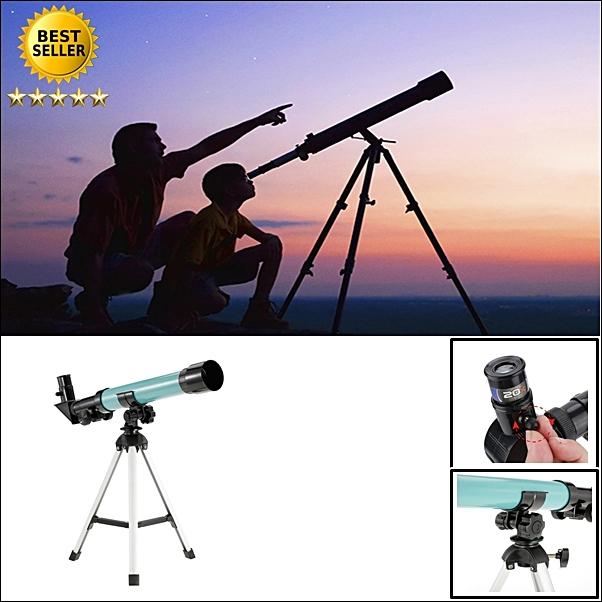 กล้องดูดาวสำหรับเด็กและมือใหม่ Telescope 20x 30x 40x