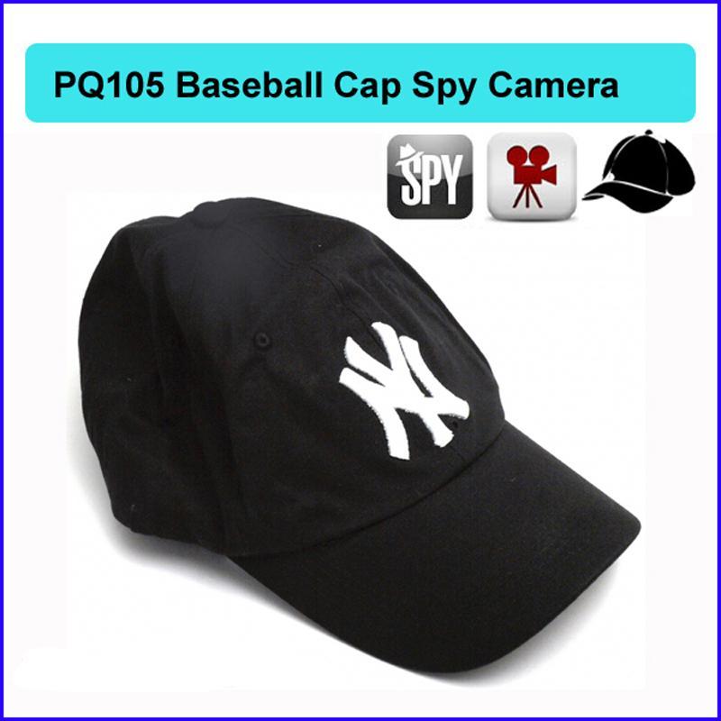 กล้องแอบถ่ายติดหมวกแฟชั่น NY
