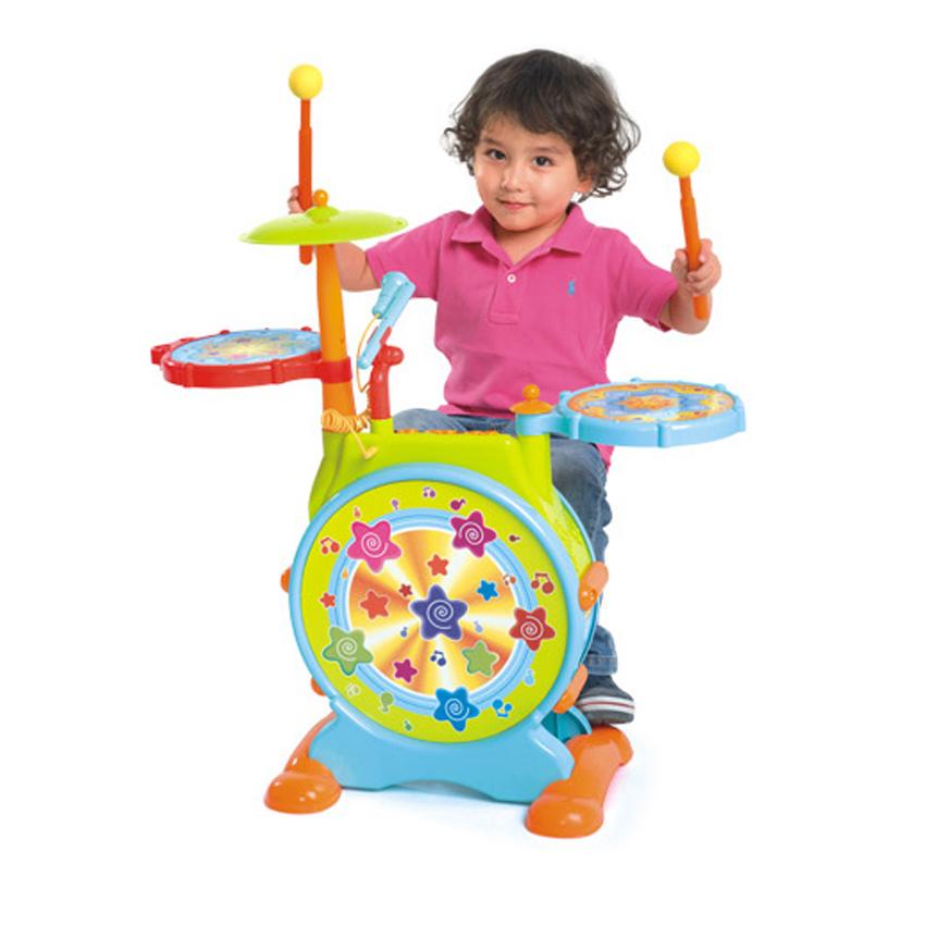 กลองชุดอิเล็คทรอนิคส์ (Dynamic Jazz Drum)