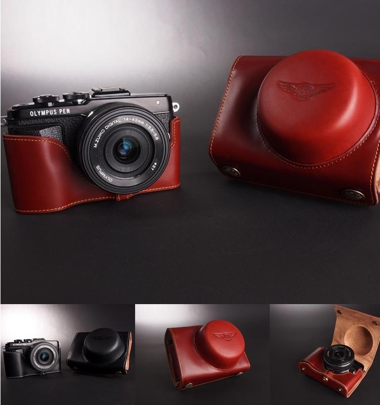 Case กล้อง TP Olympus E-PL7