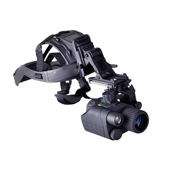 กล้องส่องกลางคืนทางไกล กล้องมองกลางคืนอินฟาเรด (คาดหมวก) รุ่น Ronger RG55 1X24