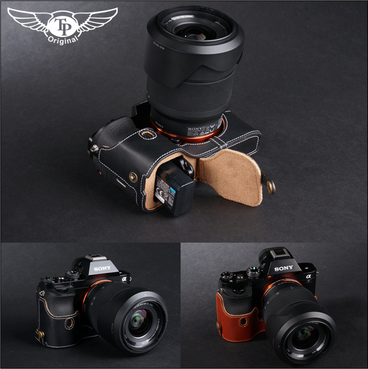 เคสกล้อง TP Half-case for Sony A7-A7R-A7S