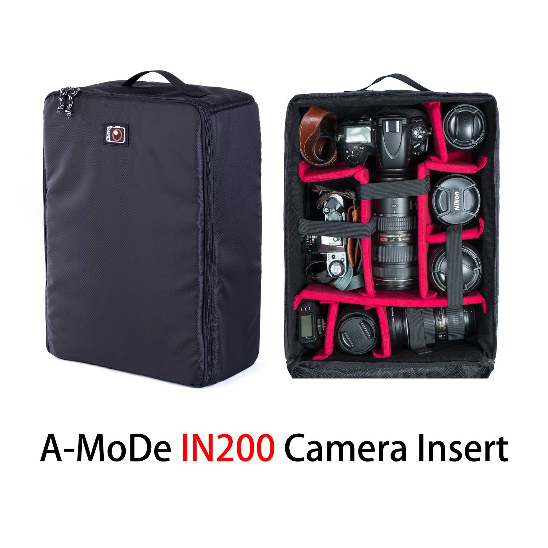 A-MoDe IN200 Large camera insert case