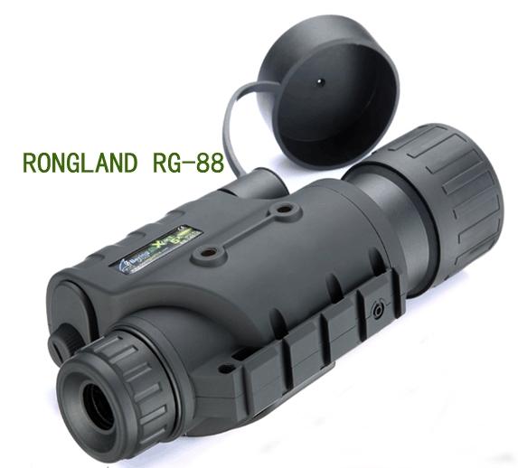 กล้องส่องกลางคืน อินฟาเรด กล้องมองกลางคืน ระยะไกล RG88 5X50