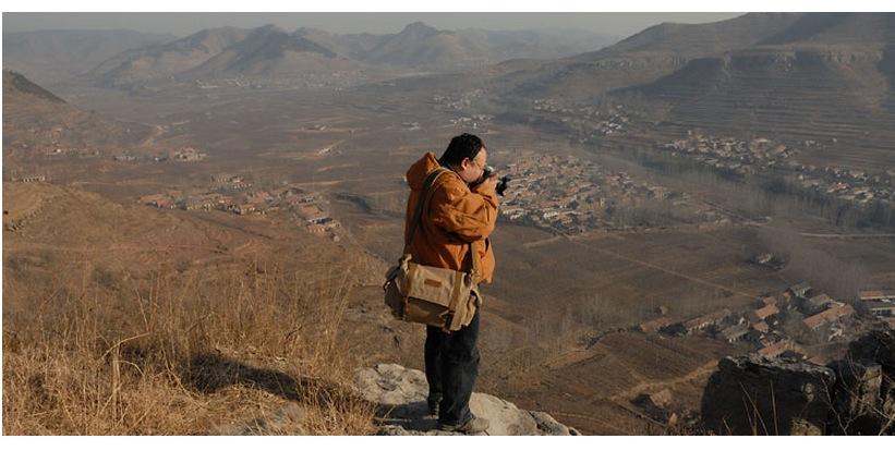กระเป๋ากล้อง courser F1005 วินเทจใบใหญ่