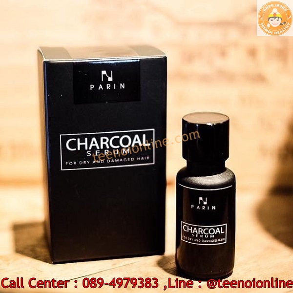 Charcoal Serum ชาโคล เซรั่ม บำรุงผม