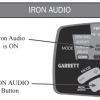 เทคนิคการใช้ Iron audio ตัดฝาขวด ในเครื่อง Garrett ace 400i