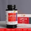 lipo8 ไลโป8 ลดน้ำหนัก
