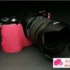 Case กล้อง TP Samsung NX210/ 200 (half case)