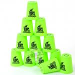เกมส์เรียงถ้วยสีเขียว SPEED STACKS...ฟรีค่าจัดส่งค่ะ