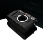 Gariz Leather Half-case for Leica M6, M7 : Black