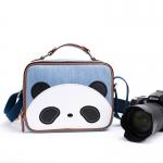 Large Panda / Sky Blue