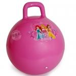 บอลเด้งดึ๋งเจ้าหญิง สีชมพูเข้ม....ฟรีค่าจัดส่ง