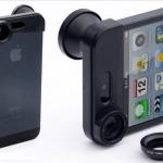 เลนส์ เสริม iphone5 (3in1 ฟิชอาย มาโคร ไวด์)