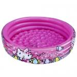 สระน้ำเป่าลม Hello Kitty ลิขสิทธิ์แท้ ขนาด 120 x 30 ซ.ม ( 4 ฟุต)....ฟรีค่าจัดส่งค่ะ
