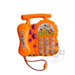 โทรศัพท์สดใส...สีส้ม...ฟรีค่าจัดส่ง