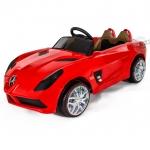 รถแบตเบ็นซ์ รุ่น 8866 สีแดง