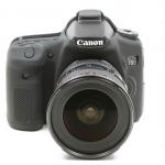 Canon 70D EasyCover Silicone Case -Black