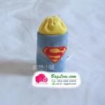ถุงผ้าใส่เลนส์ Super man
