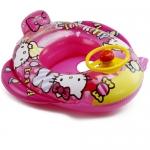ห่วงยางเรือสอดขา Hello Kitty ฟรีค่าจัดส่ง