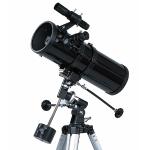 กล้องโทรทรรศน์ชนิดสะท้อนแสง กล้องดูดาว comet 1000/114