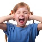 เมื่อเด็กๆ ร้อง กรี๊ด! จะทำอย่างไรดี?