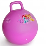 บอลเด้งดึ๋งเจ้าหญิง สีชมพูอ่อน....ฟรีค่าจัดส่ง