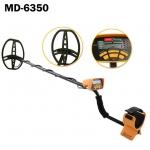 เครื่องตรวจจับโลหะใต้น้ำ หาทอง MD-6350 (RAIDER METAL DETECTOR)