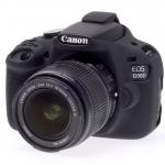 Canon 1200D EasyCover Silicone Case -Black