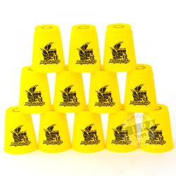 เกมส์เรียงถ้วย สีเหลืองSPEED STACKS...ฟรีค่าจัดส่งค่ะ