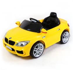 รถแบต BMW...สีเหลือง