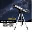 กล้องโทรทรรศน์ ชนิดหักเหแสง กล้องดูดาว Telescope Eyebre F900/60 thumbnail 1