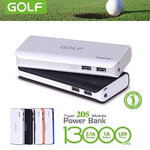 GOLF Power bank 13000mAh GF-205 (ส่งฟรี EMS)