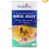 นมผึ้ง Healthway Royal Jelly 1600 mg