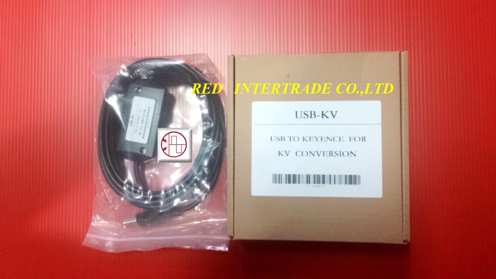 ขายสาย link plc USB-KV KEYENCE PLC